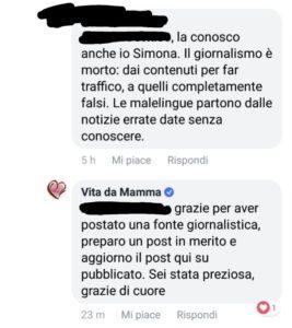 Aggressione a Simona Rocca, testimonianze sui social