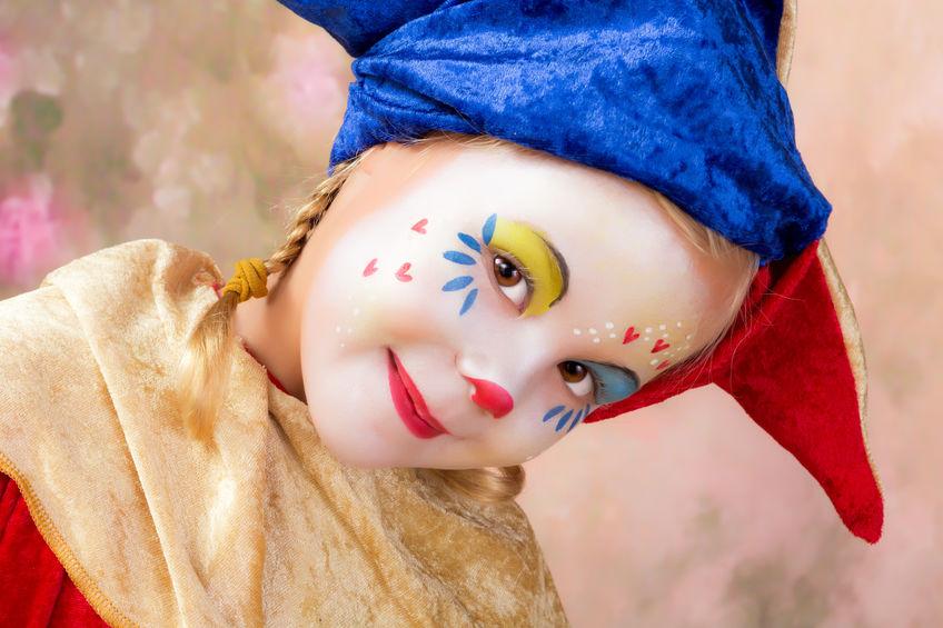 Il Carnevale educa i bambini alla gioia