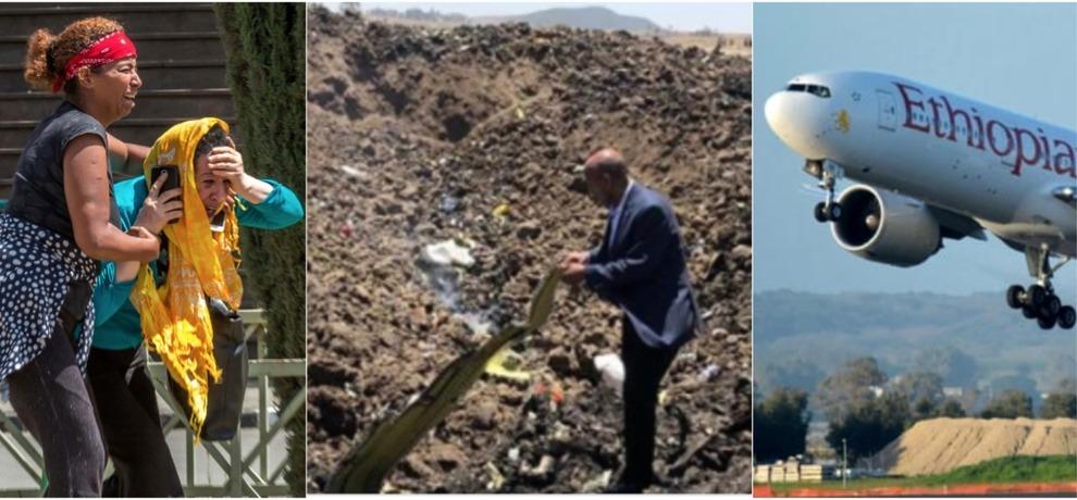 tragedia Aerea di Addis Abeba vittime
