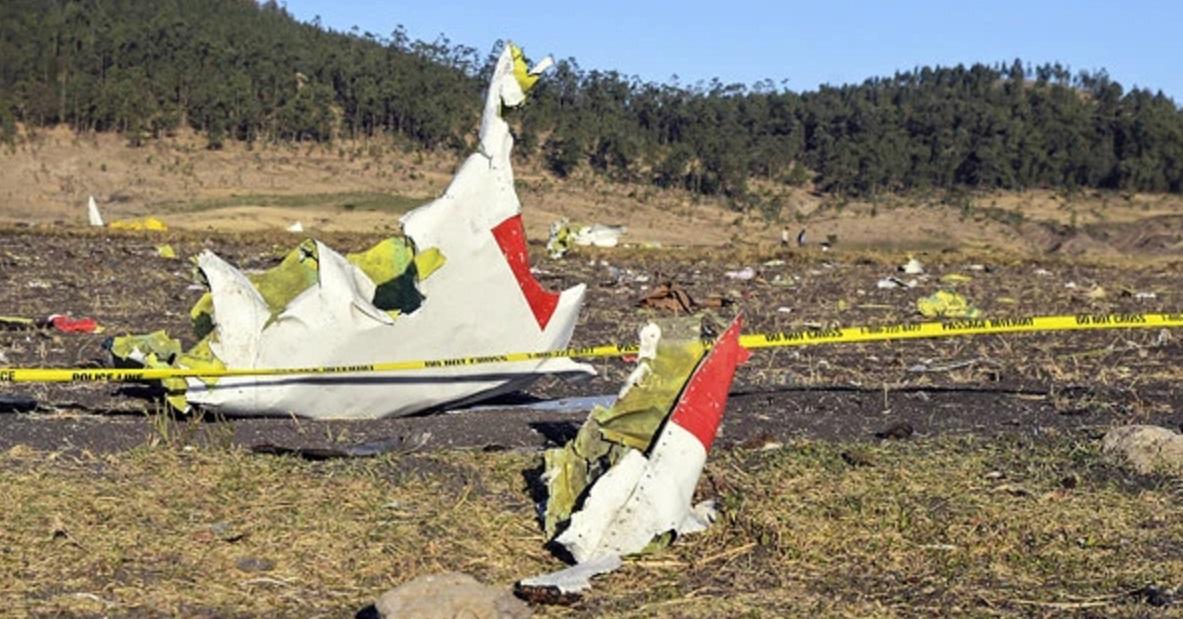 Antonis MavropoulosBoeing 737 diretto a Nairobi è precipitato poco dopo il decollo da Addis Abeba