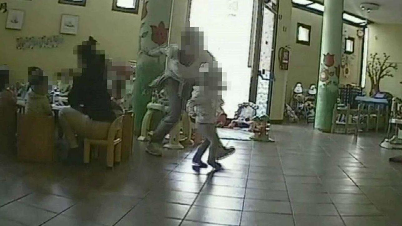 abuso dei mezzi di correzione nei confronti di minori