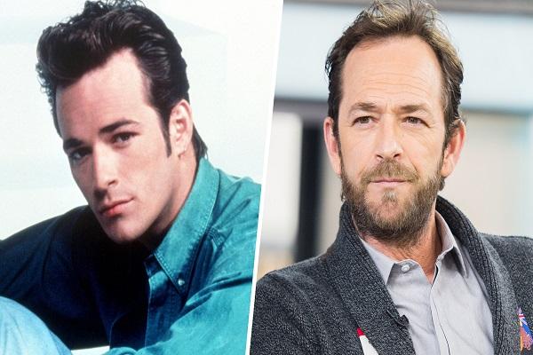 È morto Luke Perry, addio a Dylan McKay di Beverly Hills 90210