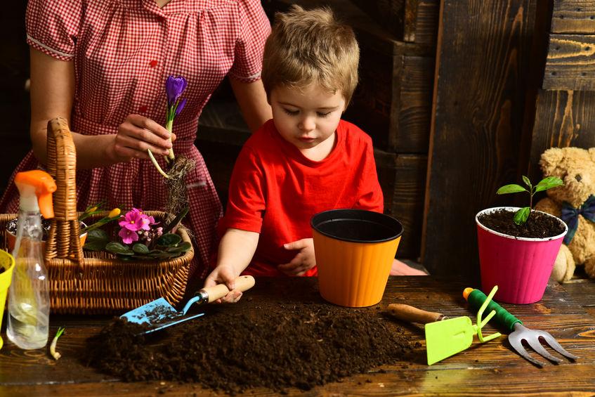 I giardini dei bambini a cosa servono