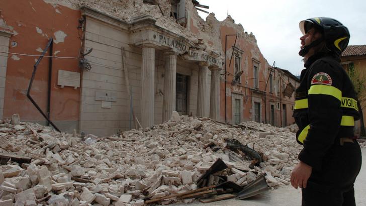 10 anni dal terremoto dell'Aquila: