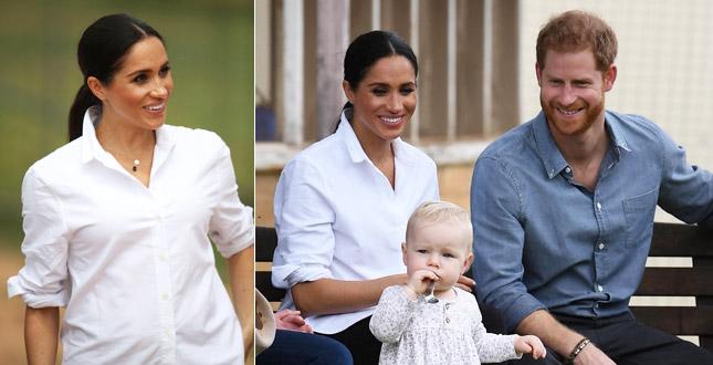 Il figlio di Harry e Meghan Markle potrebbe essere già nato