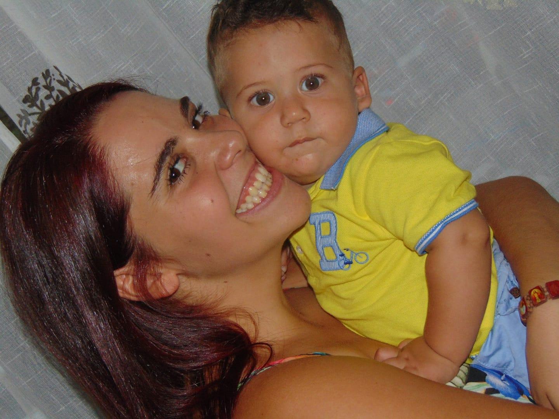 Gaia Russo, la mamma di Leonardo