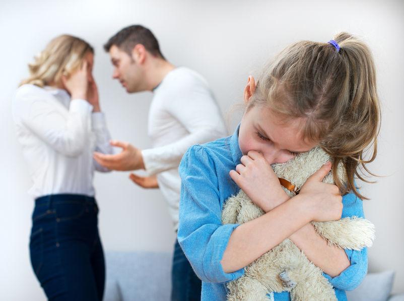 Meglio separarsi o restare insieme per i figli?