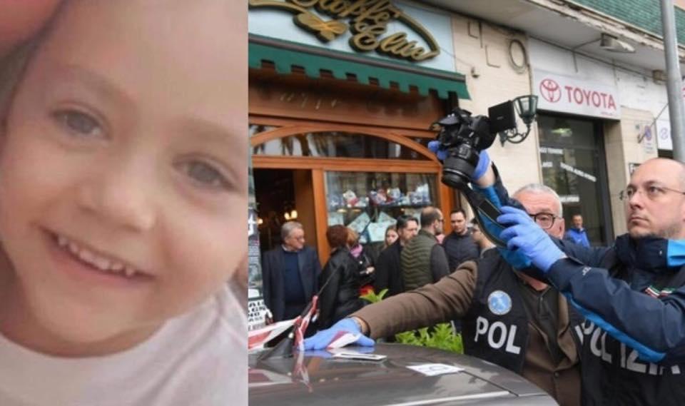 bimba ferita a Napoli durante l'agguato di camorra
