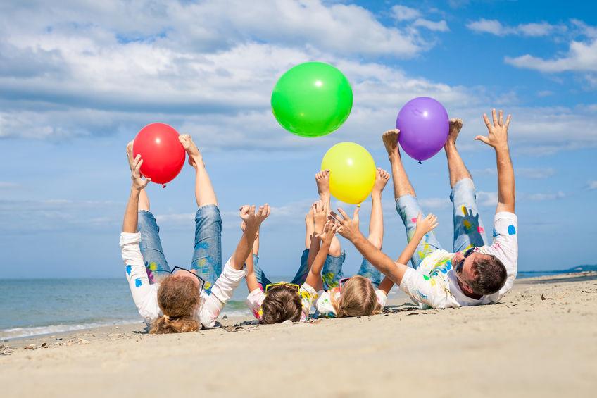 Vacanza con bambini piccoli