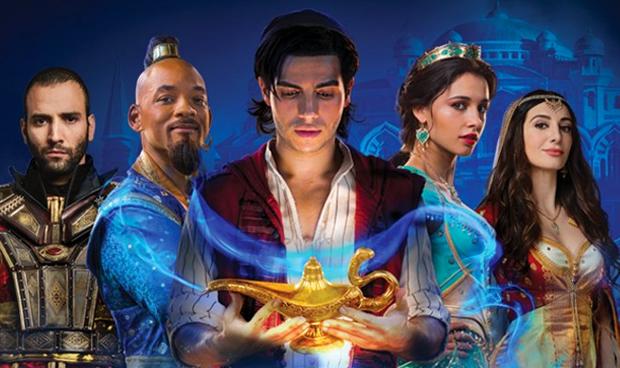 Aladdin perchè portare i bambini a vedere il filim