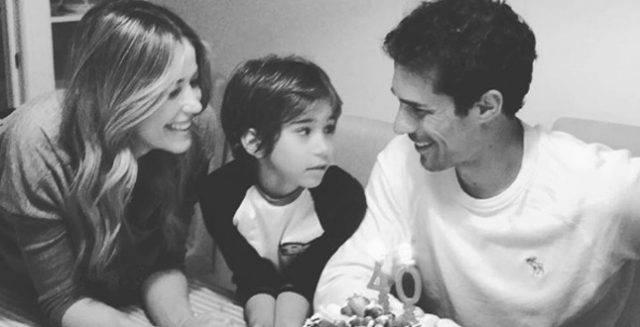il figlio di Elena Santarelli è guarito