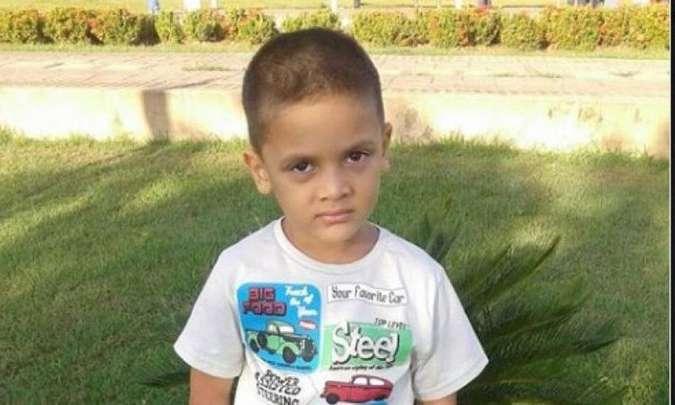 Bimbo di 9 anni ucciso e fatto a pezzi