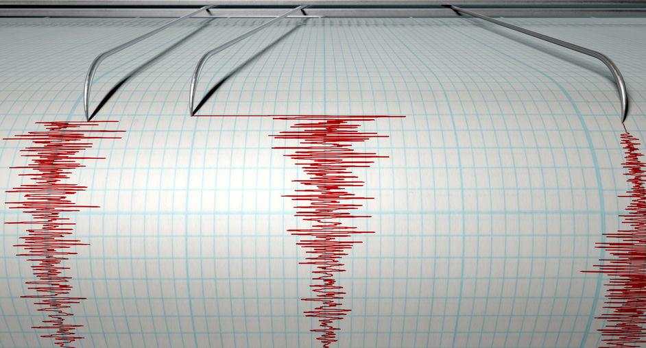 Terremoto a Colonna - avvertito sino a Roma