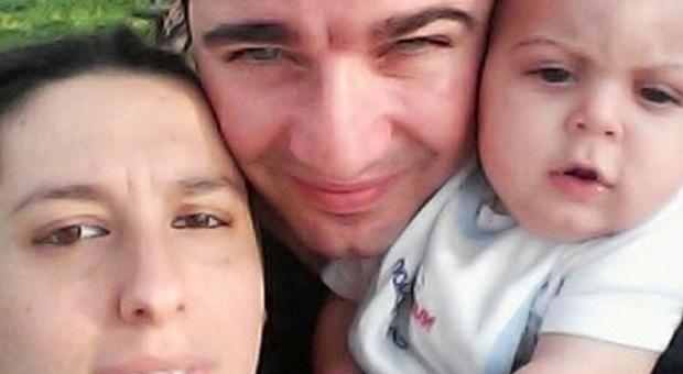 bimba morta a otto mesi picchiata dal papà