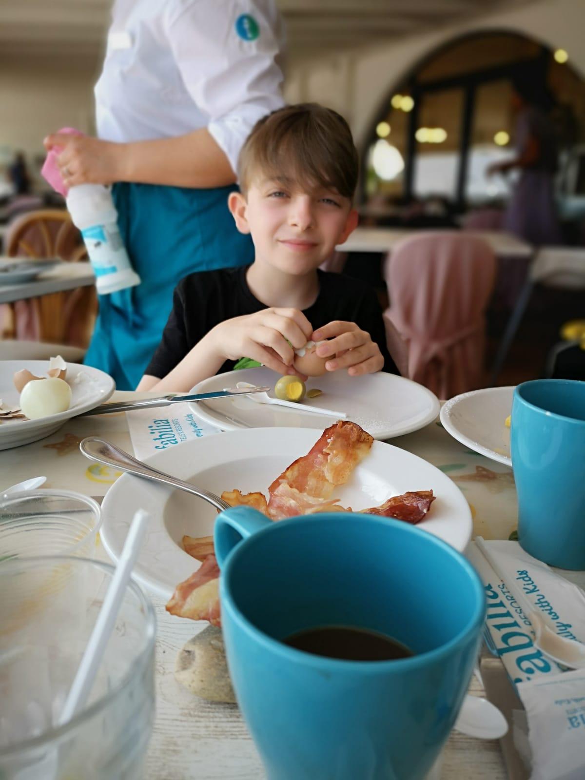 Cosa far mangiare ai bambini in vacanza