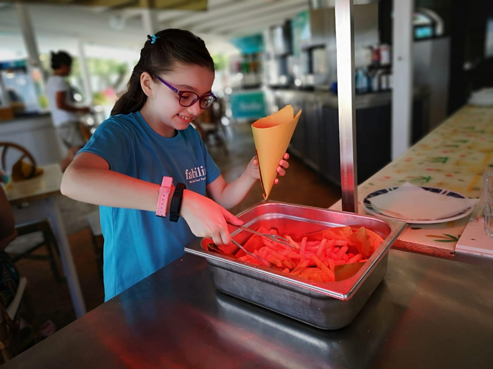 Cosa far mangiare ai bambini in vacanza ©Vitadamamma.com