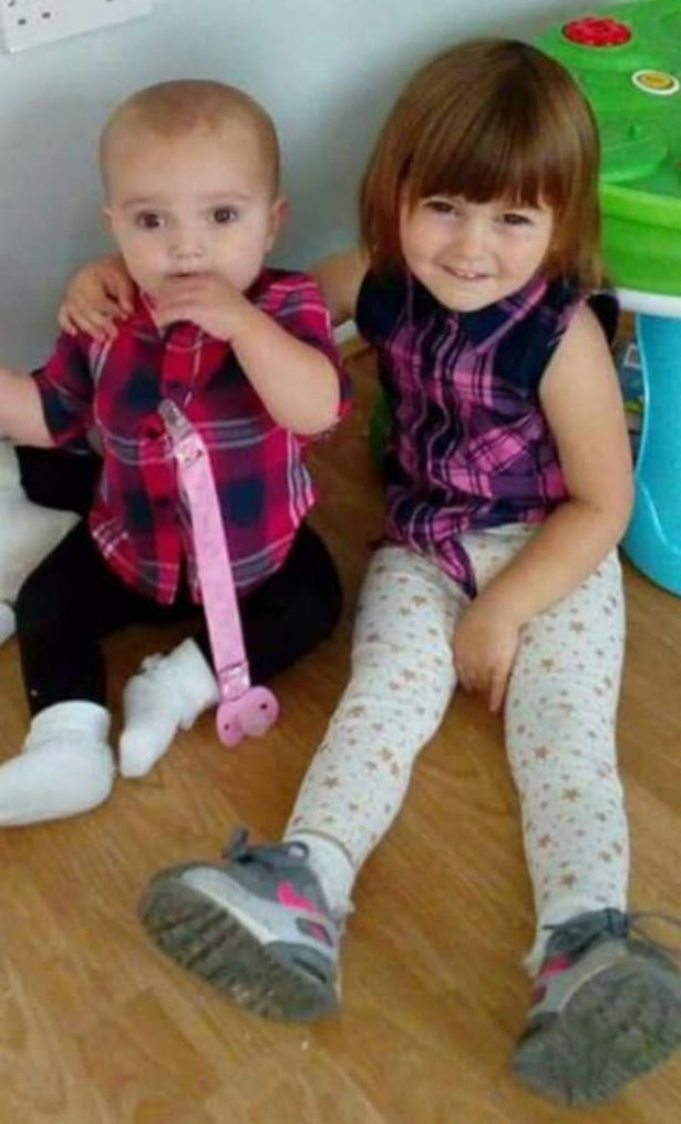 Louise Porton, ha ucciso le due figlie