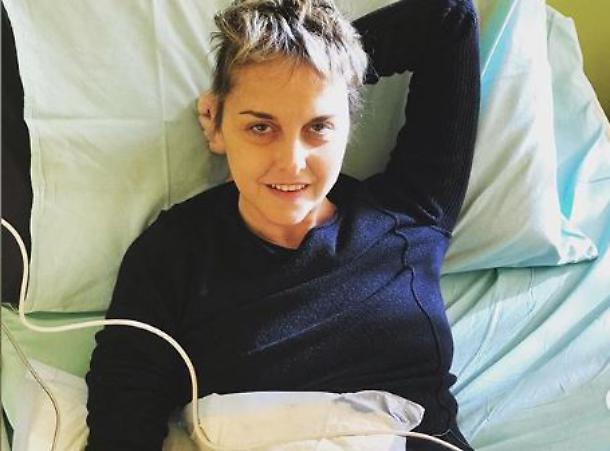 La nonna di Nadia Toffa è morta