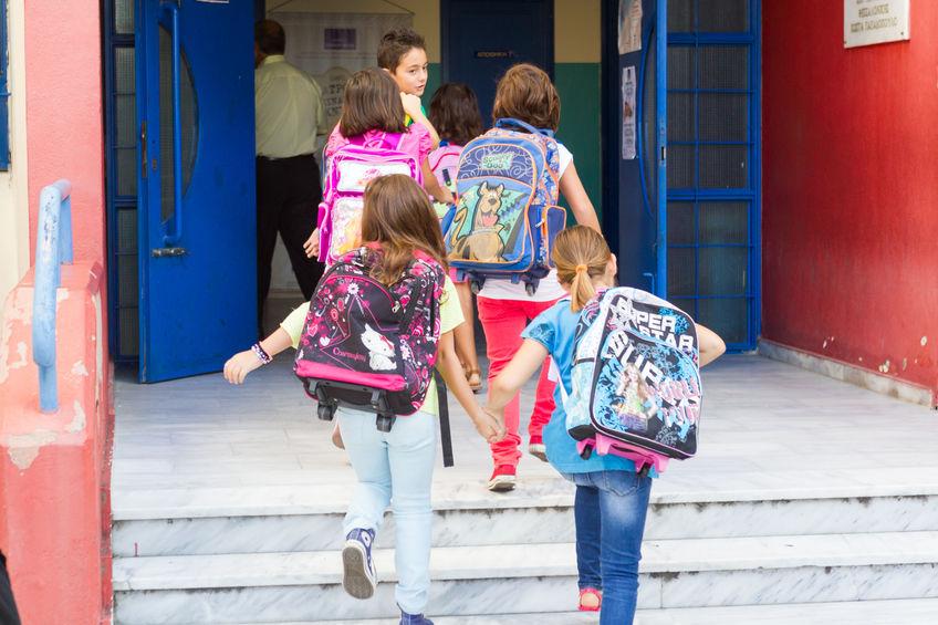 1° giorno di scuola per le mamme: un altro passo verso l'autonomia del figlio.