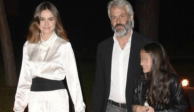 Kasia Smutniak si è sposata con il regista Domenico Procacci