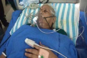 Mamma a 74 anni, la donna indiana dopo il parto dei suoi gemelli.
