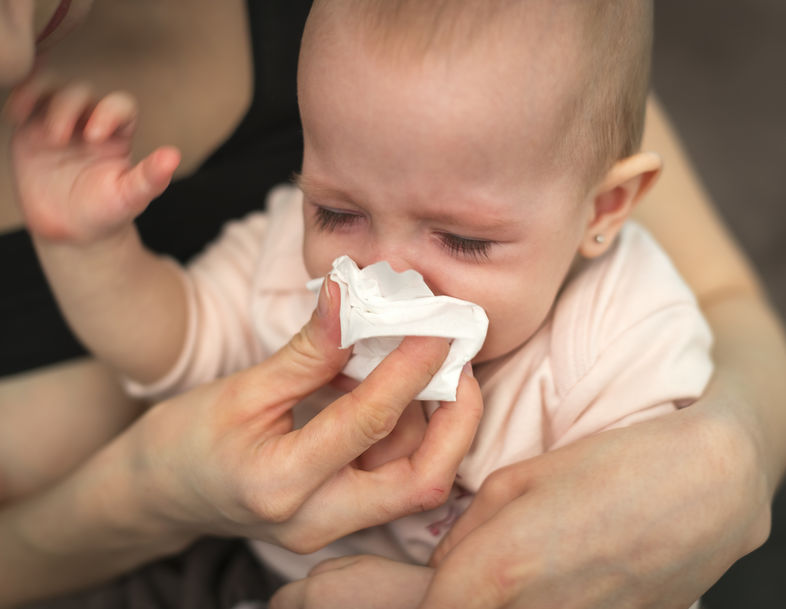 Sistema immunitario e intestino - perchè i bambini si ammalano spesso