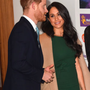 Meghan Markle incinta per la seconda volta