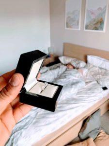 proposta di matrimonio particolare