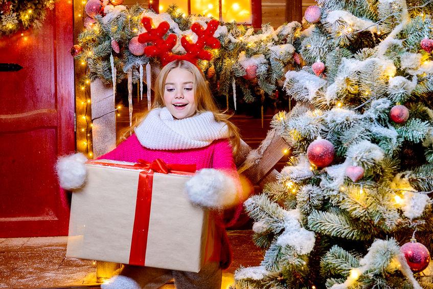 I bambini non hanno bisogno di tanti regali