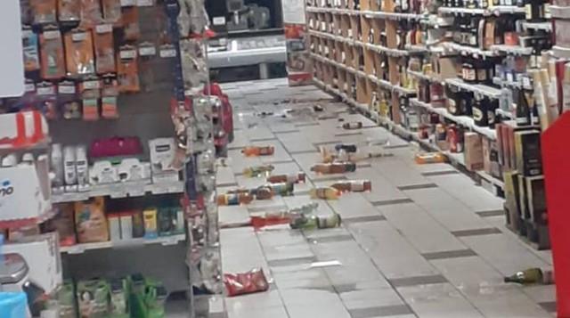 Terremoto a Firenze