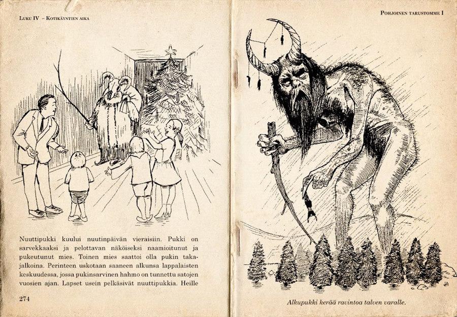 Joulupukki: la leggenda oscura di Babbo Natale