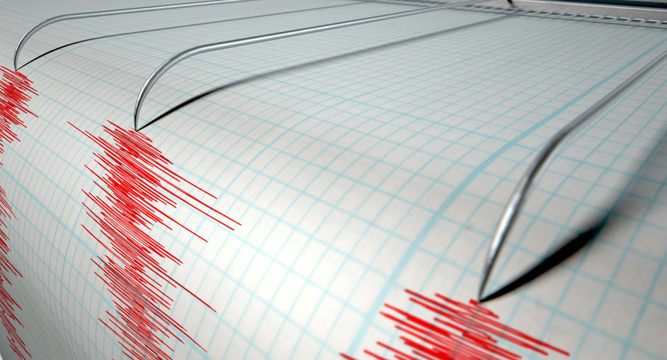 Terremoto nel Mar Tirreno Meridionale