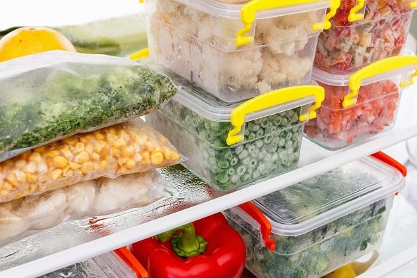 Come congelare le verdure: trucchi e consigli