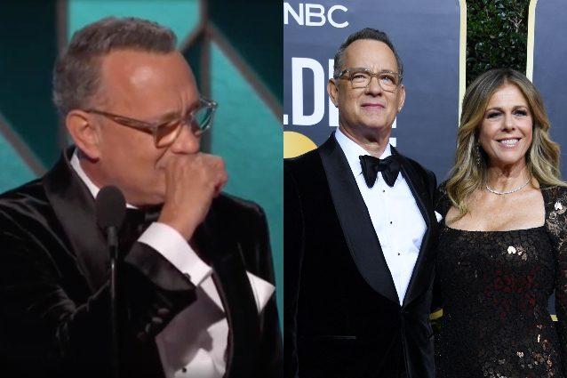 Tom Hanks ha il Coronavirus