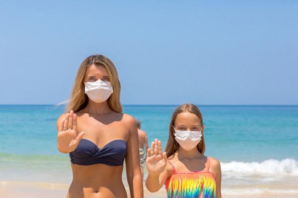 Schermi protettivi anti covid-19: estate ai tempi del virus