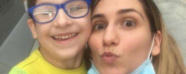 Guarito bimbo con sindrome di Kawasaki: Niccolò torna a casa