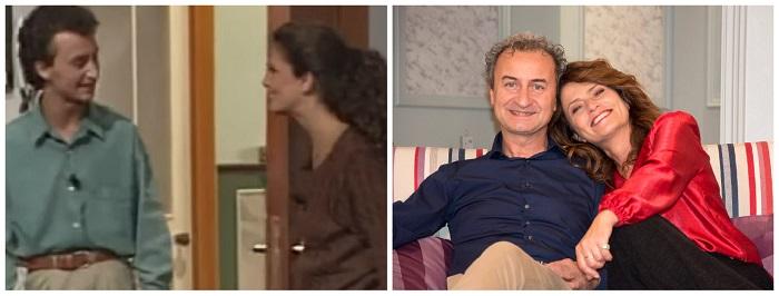 Carlotta Brambilla e Roberto Ceriotti di Bim Bum Bam oggi