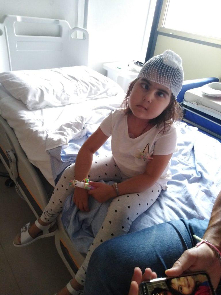 morta la bambina affetta da DIPG