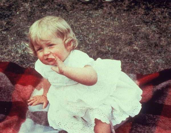 Lady Diana da giovane: le foto della sua infanzia