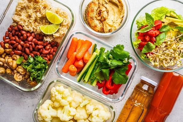 Meal prep: come organizzare i pasti in anticipo