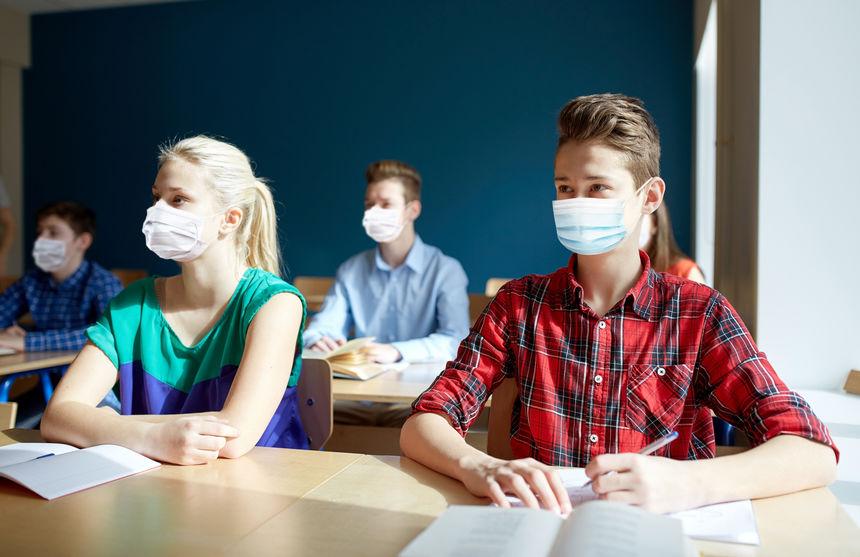 Cosa succederà a chi non usa la mascherina a scuola