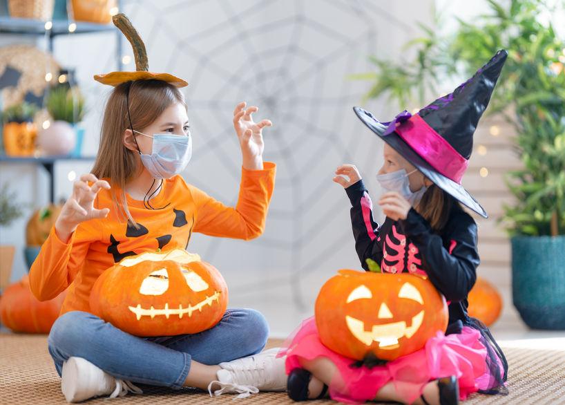 Perchè non festeggiare Halloween in tempo di Covid