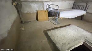 Bimbo di 7 anni rapito da un pedofilo, le immagini delle autorità. Foto scattate per documentare il ritrovamento del bambino.
