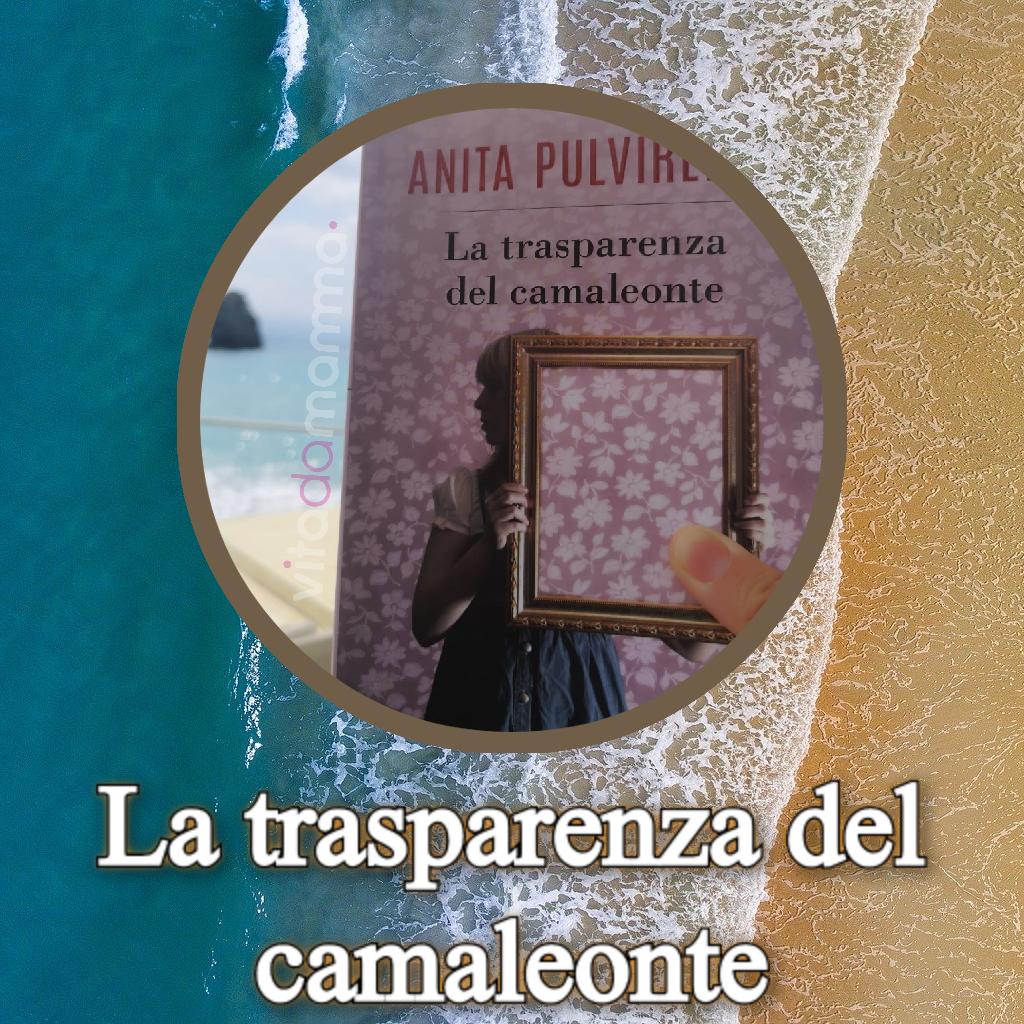 La trasparenza del Camaleonte romanzo, recensione