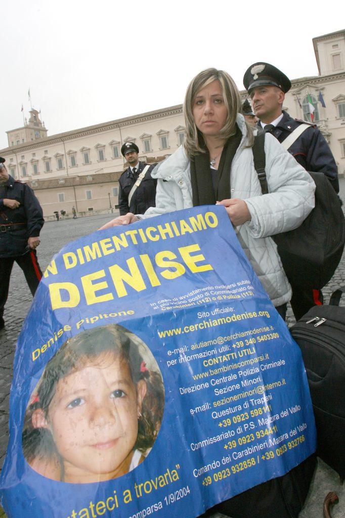 Denise Pipitone è viva ed è mamma - le dichiarazioni dell'ex PM Angioni