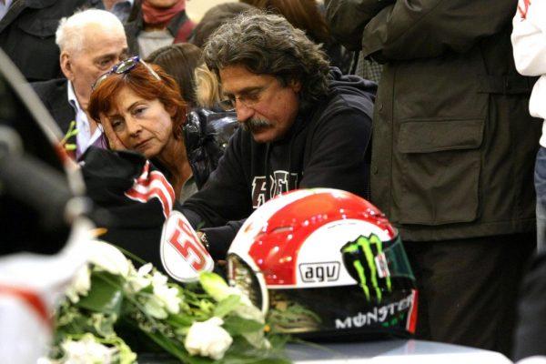 Funerale di Marco Simoncelli