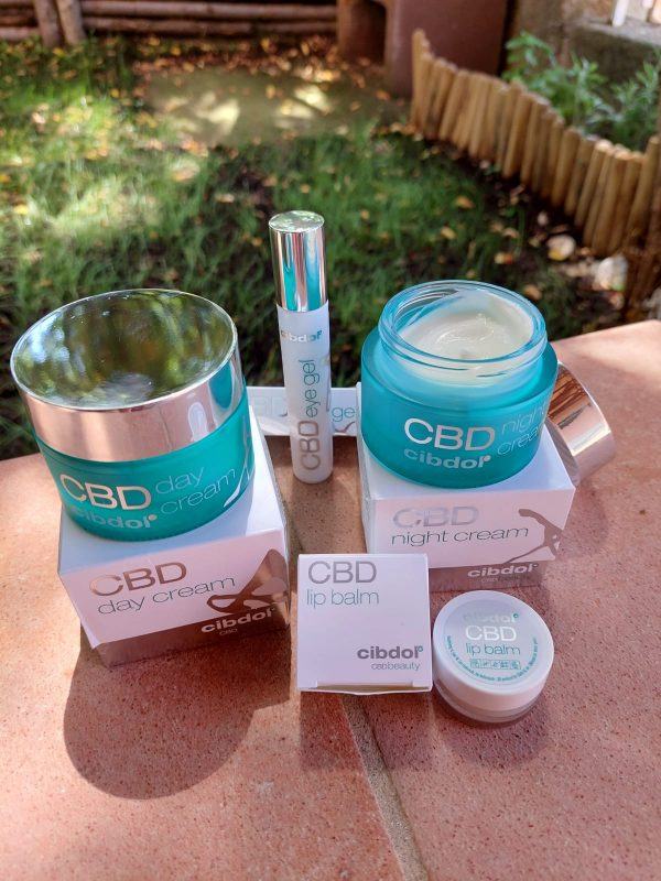 Beauty Pack di Cosmetici Naturali con CBD di Cibdol