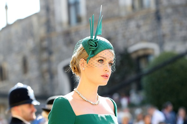 Kitty Spencer, nipote di Lady Diana, si è sposata a Roma