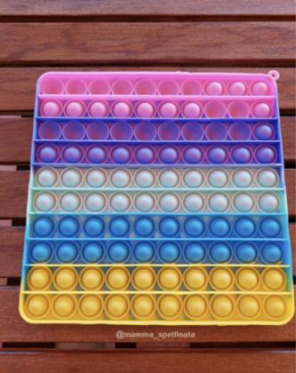 Pop It gioco matematico - addizioni