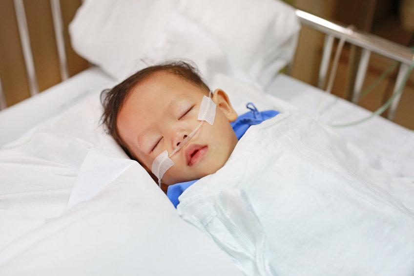 Influenza 2021-22 - bambino a letto, vitadamamma.com